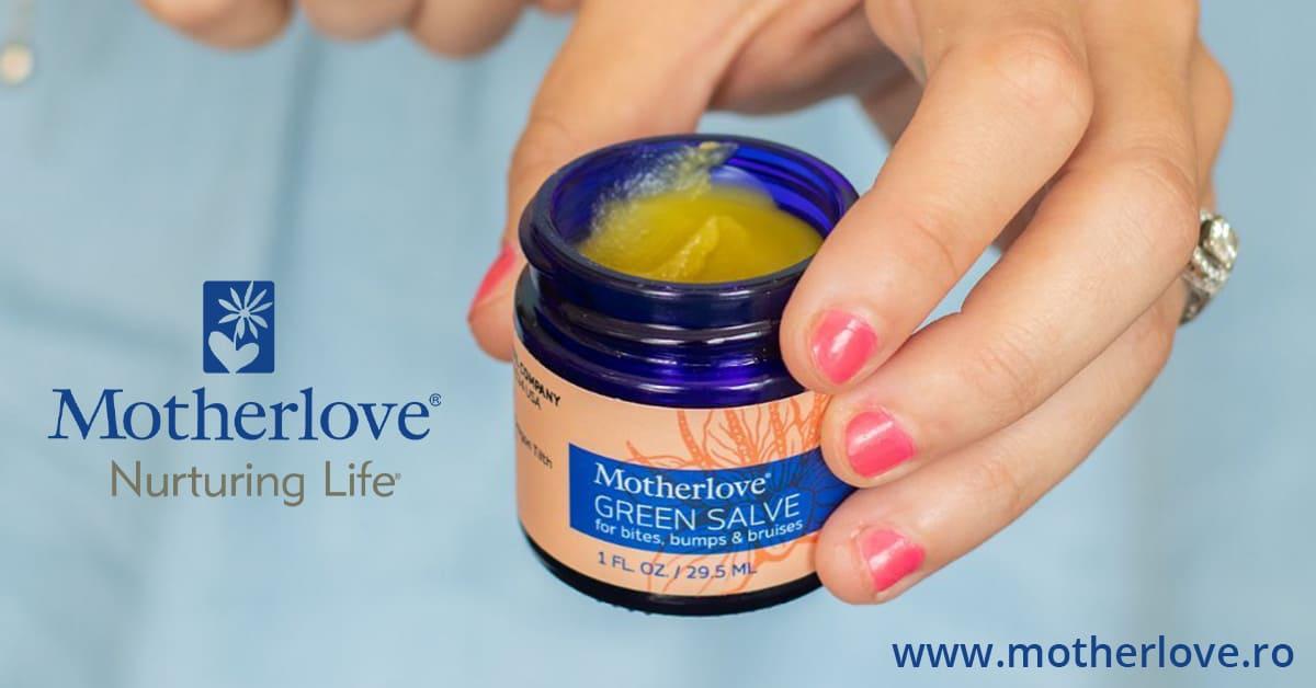 Green Salve-Balsam Verde