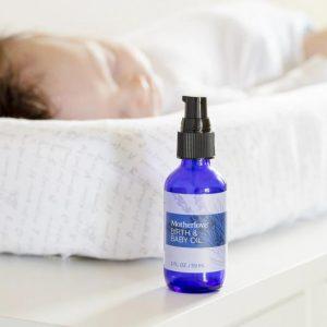 Ulei de masaj mama bebelus 3