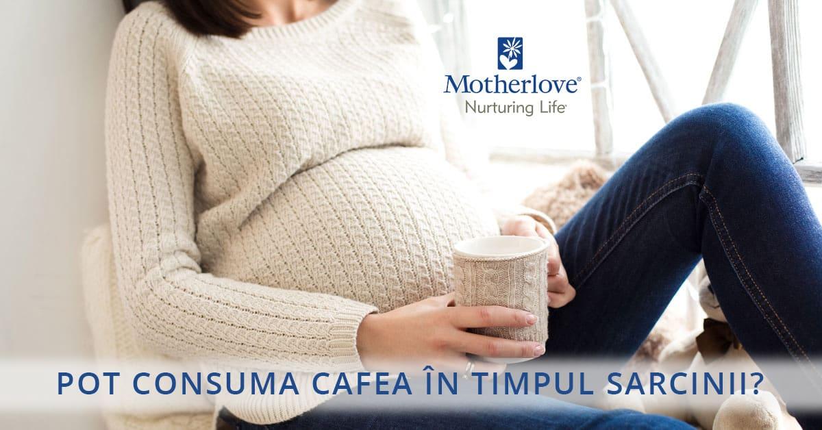 CAFEA ÎN TIMPUL SARCINII