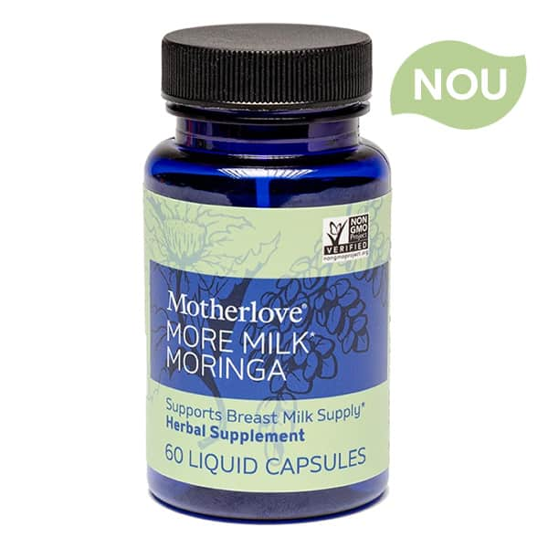 More Milk Moringa